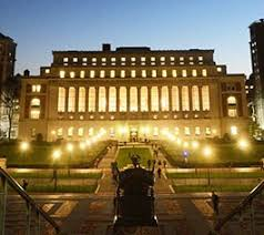 Columbia University in the <b>City</b> of <b>New York</b>