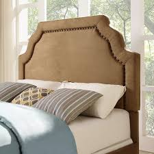 brown upholstered headboard. Modren Brown Classic Camel Brown FullQueen Upholstered Headboard  Loren  RC Willey  Furniture Store To A