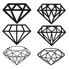 Diamond Designs Pin By Cuttabledesigns On Birthday Diamond Tattoo Designs