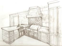 interior design sketches kitchen. Full Size Of Kitchen Design:interior Design Sketches Interior This Is A