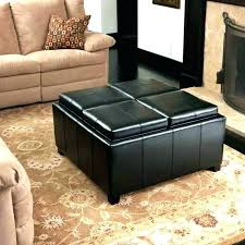 trays for ottoman coffee tables round tray table storage large uk