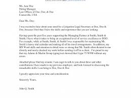 Derivatives Lawyer Cover Letter Sample Resume For Medical