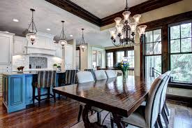 Kitchen, dining room and living room. Can't get enough of the open floor  plan view