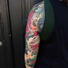 японские тату 100 фото идей для мужчин и девушек эскизы значение