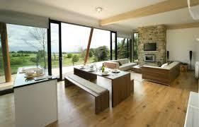 Living Room And Kitchen Designs Open Kitchen Design 1706 Myfuturehousescom