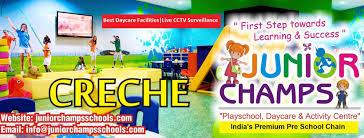 junior champs play school s premium preschool daycare chain