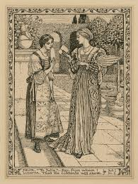 walter crane two gentlemen of verona julia to julia say plot summary of and introduction to william shakespeare s play the two gentlemen of verona links to online texts digital images and other resources