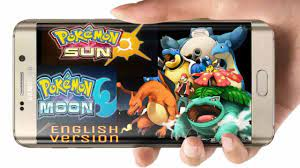 How to download Pokemon Sun and Moon English version on Android - YouTube