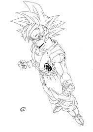 40 Goku Coloring Pages And Dragon Ball Z Battle Of Gods ...
