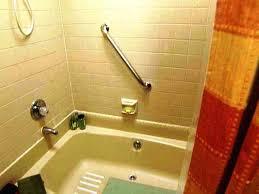 bathtub handicap bar handicap bathtub rails safety handicap bathroom rail height handicap