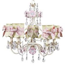 jubilee collection flower garden ivory sage pink five light mini chandelier with scallop