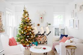 Xmas Decoration For Living Room 33 Christmas Mantel Decorations Ideas For Holiday Fireplace