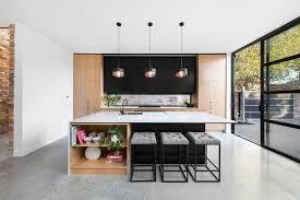 Modern Kitchen American Oak Contemporary Kitchen Melbourne Adorable Modern Kitchen Designs Melbourne