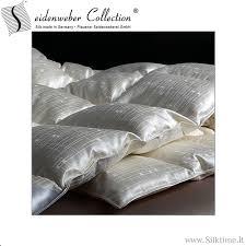 light siberian goose down comforter with silk cover summer duvet loading zoom