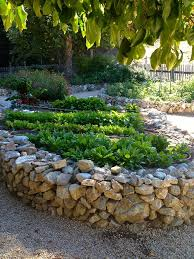 Small Picture The 25 best Stone raised beds ideas on Pinterest Potager garden