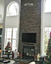 faux rock wall faux stone fireplace panels how to install faux stone panels over brick fireplace