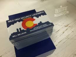 business cards denver print company business cards are a cornerstone to any business or networking encounter