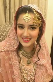 muslim punjabi bridal makeup by avantika kapur