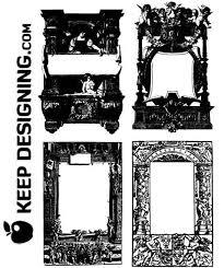 antique frame border. Antique-frames-borders-free-keepdesigning-example Antique Frame Border S