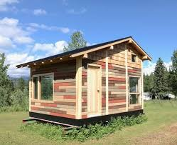 Small Picture 192 Sq Ft Micro Home The Red House by Tiny Life Supply