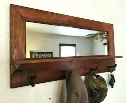 Mirror Coat Rack Amazing Coat Hanger With Mirror Coat Racks Behind The Door Rack Entry Mirror