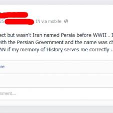 sad moment facebook people speak of history their so called memory