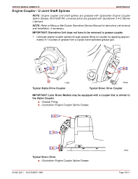 mercury mercruiser marine engines gm v6 262 cid (4 3l) 1998 service r Mercruiser Outdrive Diagram Mercruiser Sterndrive Wiring Diagram #30