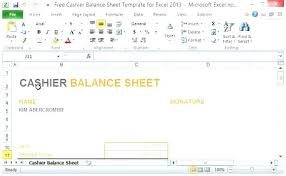 Balance Sheet Templates Simple Petty Cash Sheet Format Daily Balance Template Excel 48 Receipt In