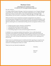 6 It Manager Cover Letter Examples Laredo Roses