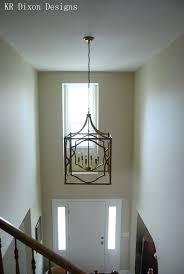 2 story foyer lighting lanterns kr dixon designs
