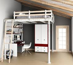 Queen Size Loft Bed Pottery Barn