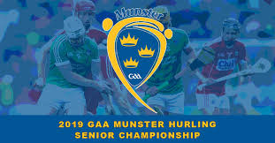 gaa munster hurling senior championship 2019