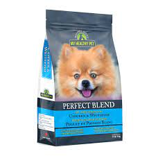 Amazon.com : My Healthy Pet Perfect Blend - Chicken & White Fish 11lbs,  Brown, Model: 5-49115 : Pet Supplies