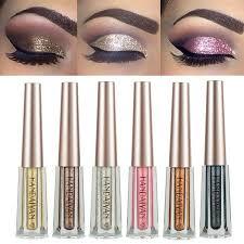 <b>12 Colors</b> Diamond Glitter <b>Liquid</b> Eye Shadow - Banggood Mobile