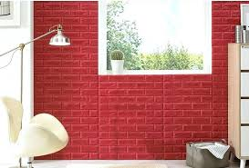3d self adhesive wall panels new design self adhesive sticker decorative wall tile foam wall panel