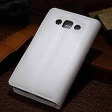 Flip Cover for LG L60 Dual X147 - White ...