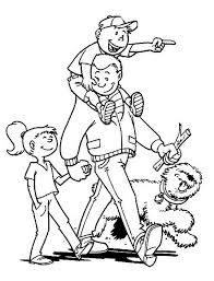 Get free printable coloring pages for kids. Daddy Coloring Pages For Kids On Father S Day