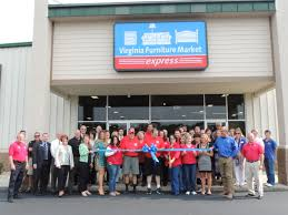 VA Furniture Market Express Grand Opening CMNews Bedford Area