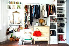 closets for bedrooms without closets closet ideas for small rooms no closet replacement storage ideas for