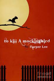 to kill a mockingbird book cover movie poster art digital art by  to kill a mockingbird digital art to kill a mockingbird book cover movie poster art