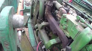 1968 john deere 3020 12v conversion part 8 youtube john deere 4020 battery wiring at John Deere 4020 24v To 12v Conversion Wiring Diagram