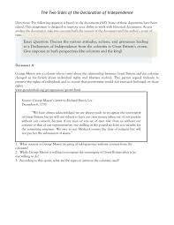 custom critical essay writers site for mba skin essay identity and a natural curiosity henry wisner and the declaration of independence course hero