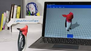 imaterialise and microsoft 3d builder
