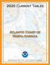 Current Tables 2020 Atlantic Coast Of North America
