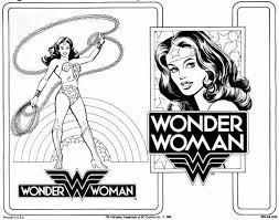 dc comics wonder woman coloring book free printable coloring page of wonder woman superheroes on wonder