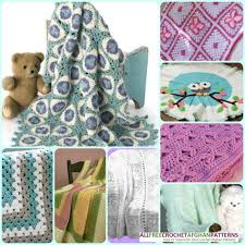 Baby Afghan Patterns Awesome 48 Adorable Crochet Baby Afghan Patterns