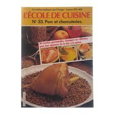 L Ecole De La Cuisine Pas Cher Ou Doccasion Sur Rakuten