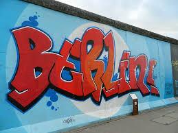 berlin wall graffiti artists