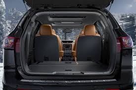 2018 chevrolet traverse interior. wonderful interior the 2016 traverse is quite simply the boss of this segment in terms  cargo capacity inside 2018 chevrolet traverse interior t