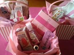 bath and body works gift basket ideas more diy gift boxes items purchased at target bath and body works